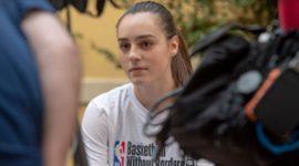Nika Mühl za ŽK: Bila mi je čast trenirati i učiti uz najbolje
