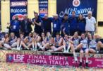 Ivana Blažević i Crema osvojili talijanski Kup Serie A2