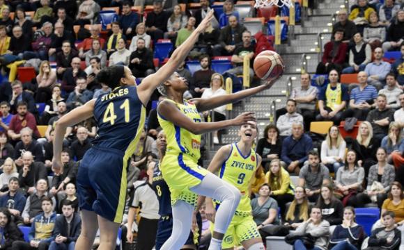 EuroLiga: Praha i Marija Režan stigli do prve pobjede u četvrtfinalnoj seriji