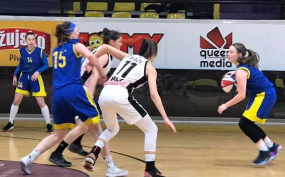 FSV i KAŽL startali pobjedama u Ligi za prvaka Druge ženske lige