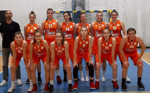 Juniorke prvog dana finalnog turnira prvenstva Hrvatske