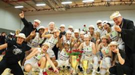 Ivezić i Dedić s A3 Basketom prvakinje Švedske
