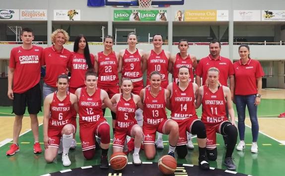 Seniorke Hrvatske i drugi put pobijedile BiH