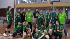 Polufinale juniorki: Šibenik – Brod na Savi i Trešnjevka – Zagreb