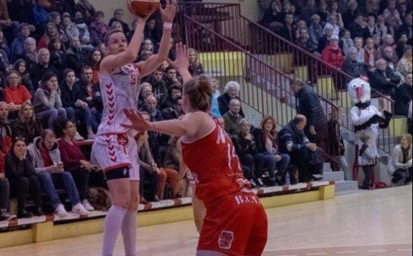 Matea Vrdoljak i njezin SIG Basket iz treće u drugu francusku ligu