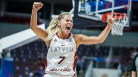 Drugi dan EuroBasketa 2019 u znaku Elene Dikaioulaku