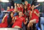Seniorke Hrvatske osvojile turnir u Sloveniji