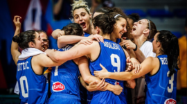 Rezultati prvog dana EuroBasketa 2019. za seniorke
