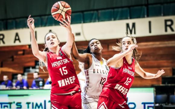 Hrvatske juniorke pobijedile Belgiju