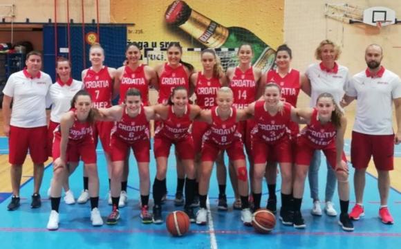 S priprema mlade reprezentacije Hrvatske