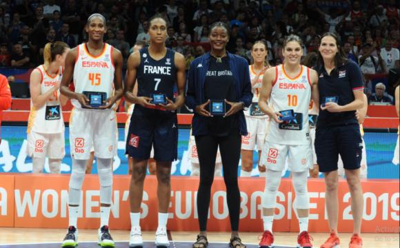 Ndour MVP EuroBasketa 2019