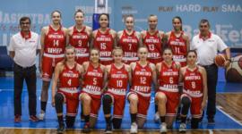 Hrvatske kadetkinje u polufinalu EP B Divizije u Sofiji