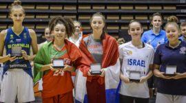Dorja Iva Žaja među pet najboljih, Jelenc MVP prvenstva