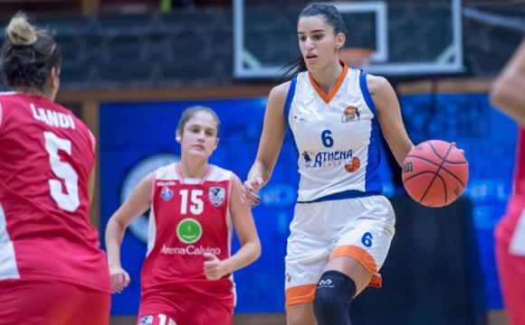 Serie A2 Italija – Mia Mašić 19 koševa u porazu