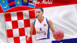 Mia Mašić iz Rome u Molisanu Campobasso