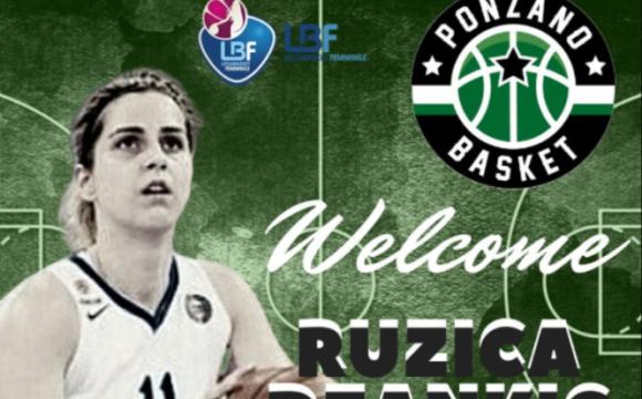 Ružica Džankić izvrsna u debiju za Ponzano Basket