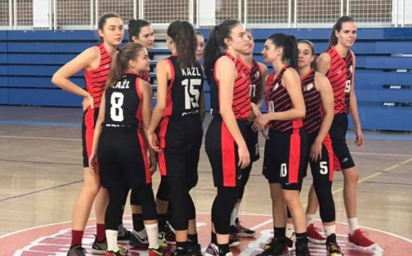 Košarkaška akademija Žane Lelas čvrsto drži vrh ljestvice