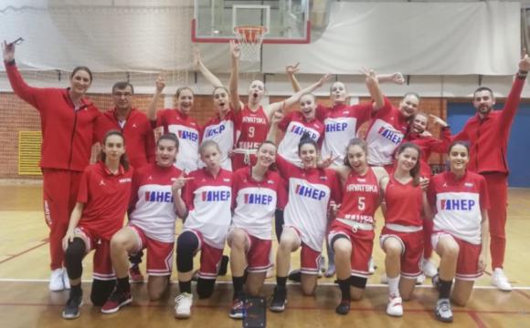 Hrvatske kadetkinje druge u Poreču