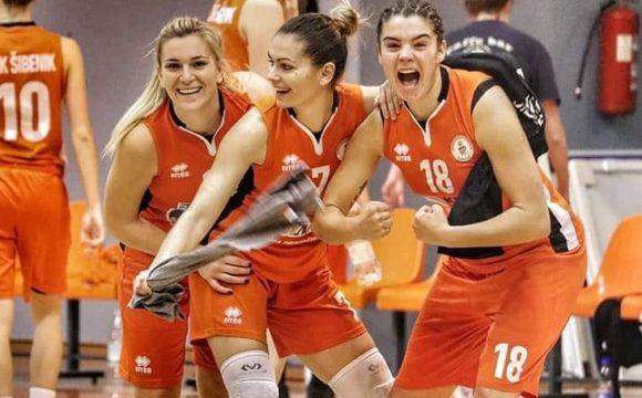 Mia Vukšić – Top 1 šestog kola Prve ženske lige