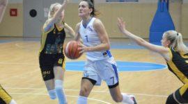 Ana Vrsaljko Top 1 devetog kola Prve ženske lige Hrvatske