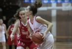 Druga ženska liga – rezultati skupina Centar, Istok i Jug