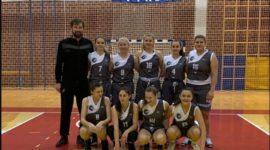 Kadetkinje Koprivnice prvakinje Sjevera