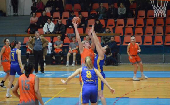 13. kolo Prve ženske lige: Anđela Katavić i Andrea Marić po 30