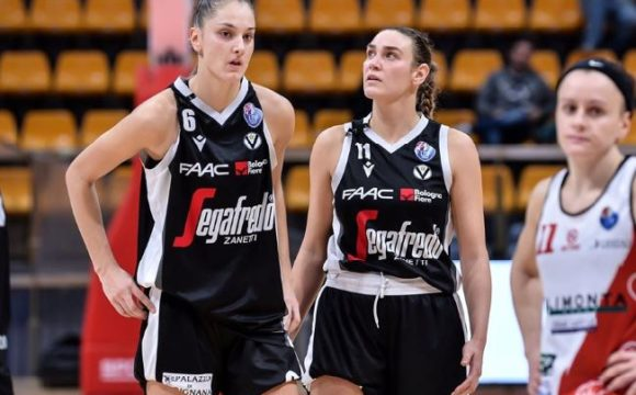 Ana-Marija Begić Top 1 prošlog vikenda među prvoligašicama