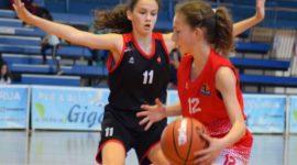 Poluzavršni turnir za djevojčice U13 u Dubrovniku i Zagrebu